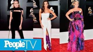 Download 2019 Grammy Awards Fashion Wrap-Up: The Best & Boldest Looks From The Red Carpet | PeopleTV Video