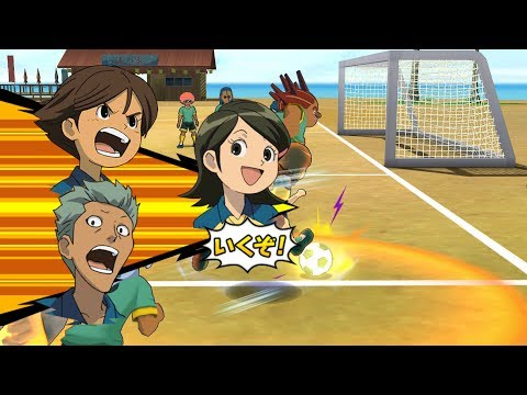 inazuma eleven strikers download for dolphin