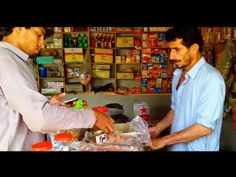 Punjab Village Local Shop Visit | Rural Life In Pakistan