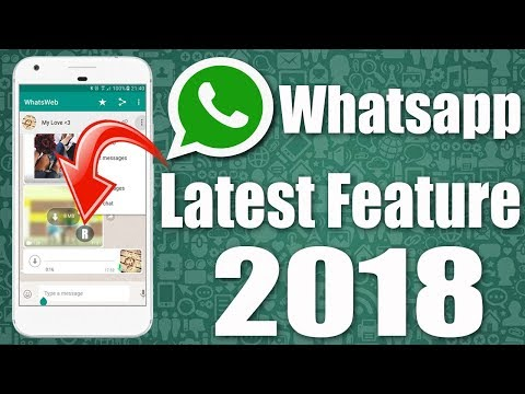 Recover Deleted WhatsApp Images And Videos | Recover whatsapp Media | Whatsapp Latest Feature 2018