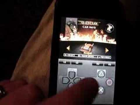 Playstation on my iPhone