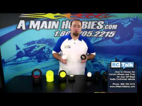 Choosing The Right Tires And Wheels For Your RC Car Or Truck: AMain Hobbies RC Talk