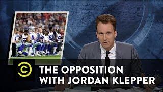 The Opposition w/ Jordan Klepper - Oppo-Tips for Taking Football Back