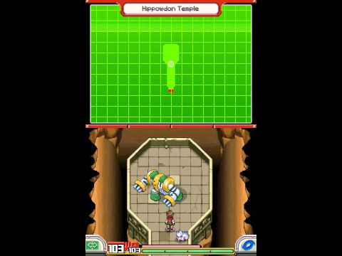 Pokemon Ranger: Shadows Of Almia Extra