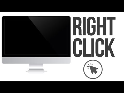 How to right-click on iMac   iMac Pro secondary click with Magic Mouse & trackpad