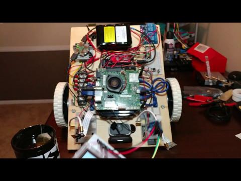 Jetsonbot Hardware Overview