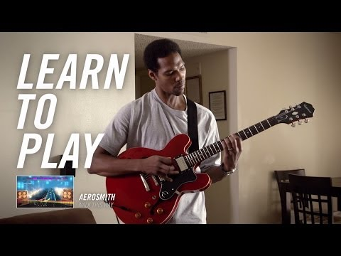 Rocksmith 60-Day Challenge -- Aaron's Success Story -- Learn How To Play Guitar In 60 Days