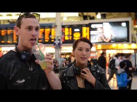 JCDecaux UK: O2 live-streams Plan B at stations - 2013