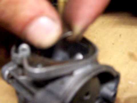 stop pocket bike from leaking gas