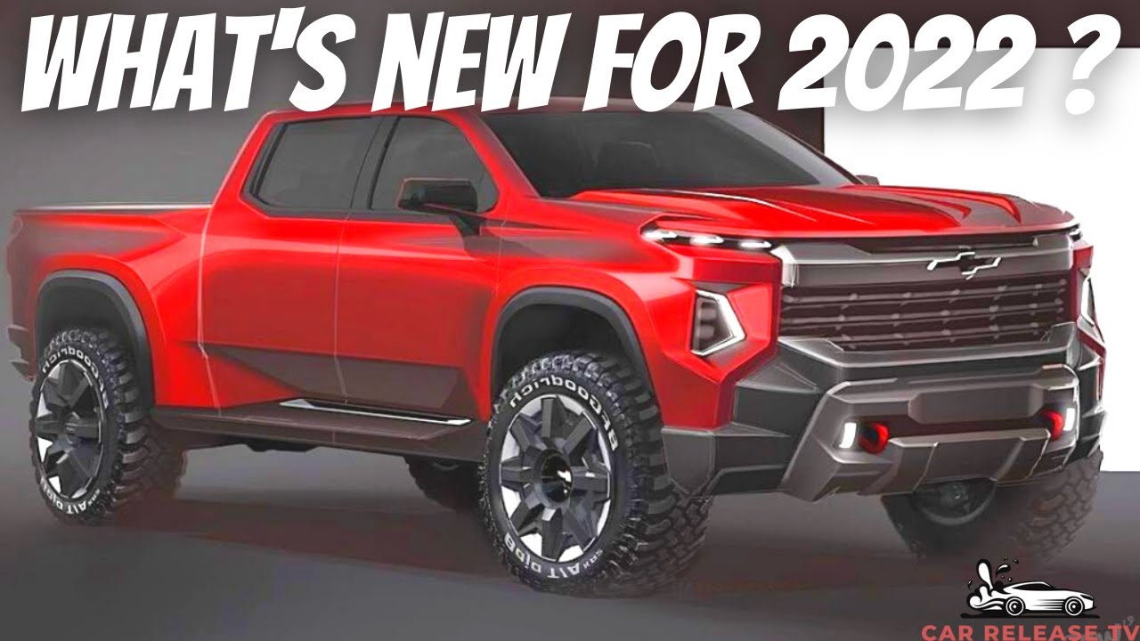 BREAKING NEWS! 2022 CHEVROLET SILVERADO 1500 - New 2022 Chevy Silverado 1500 |What You Need to Know!