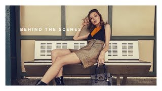Behind The Scenes Editorial Fashion Photo Shoot  Hairstyling Makeup  Photography Bts