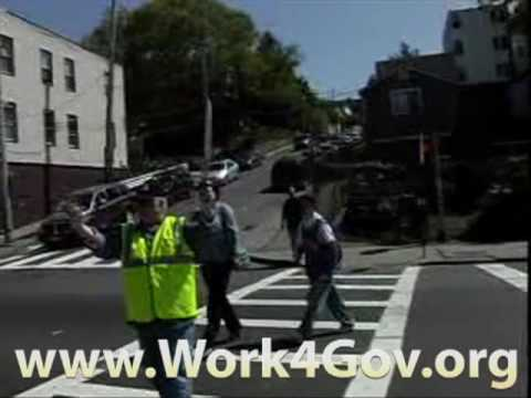 Crossing Guards - Apply For A Government Job - US Government is Hiring