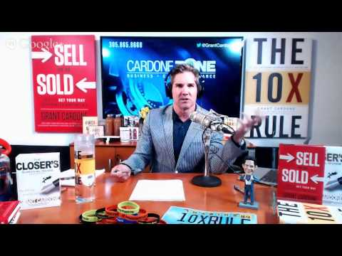 2Checkout Guest Lecture: Closing the Sale with Grant Cardone