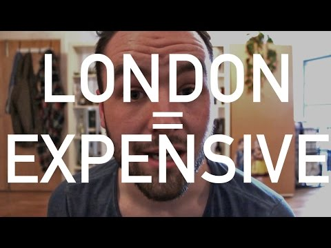 How to save money in London - Video A Day Ep.17