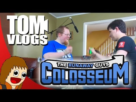 Tom Vlogs: The Runaway Guys Colosseum (Apr 29, 2018 - May 5, 2018)