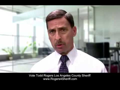 Todd Rogers for LA Sheriff - Who They Are