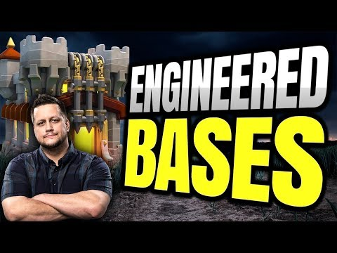 CLASH OF CLANS FINALLY FIXING ENGINEERED BASES?