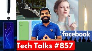Tech Talks #857 - Xiaomi Truck, Whatsapp QR, Mi CC9/CC9e, Note 10 Launch, iPhone XI, Facebook Fine