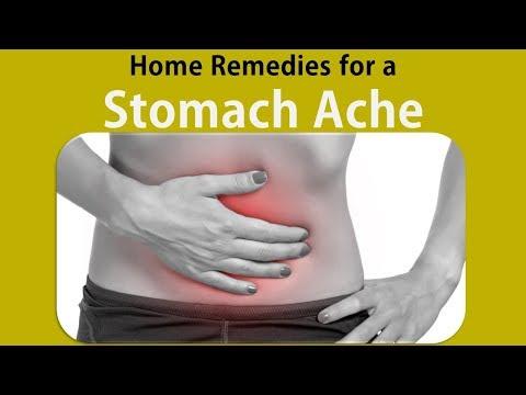 Home Remedies for a Stomach Ache - Apple Cider Vinegar &  Fennel