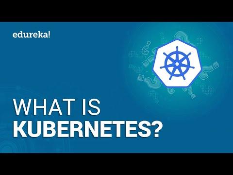What Is Kubernetes | Kubernetes Introduction | Kubernetes Tutorial For Beginners | Edureka