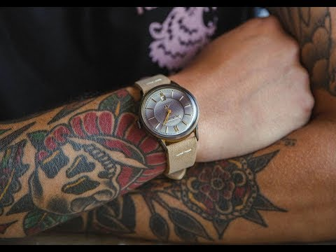 James McCabe Heritage Automatic Watch Review