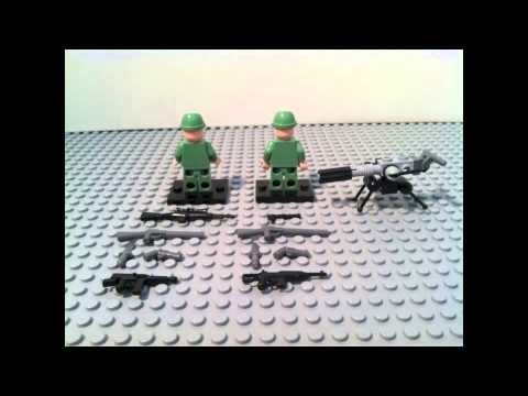 Lego minifigures and sets for sale! Starwars, Swat, Army, Halo and much more!