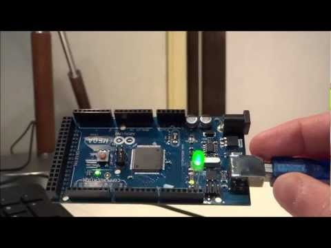 Raspberry Pi - Using Arduino - Episode 1 - An introduction...