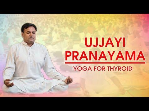 Ujjayi Pranayama for Thyroid Cure in Few Days | Bhai Rakesh