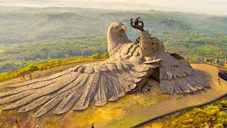 Download The Largest Bird Sculpture In The World Video