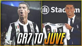 The REAL Reason CRISTIANO RONALDO Signed For JUVENTUS! | Why CR7 Left REAL MADRID Explained