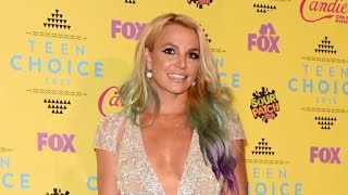 Britney Spears Is Not Happy With New Lifetime Biopic