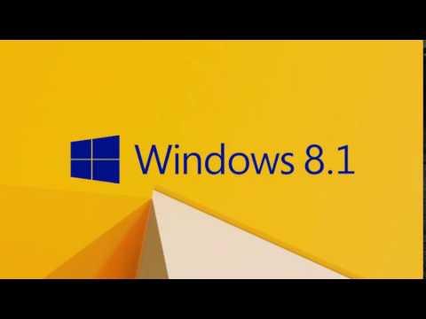 Microsoft Windows 8.1 Startup sound