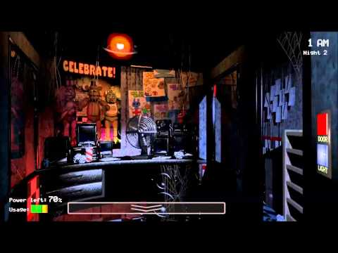 Five Nights at Freddy's (I'm Scared) Part 1