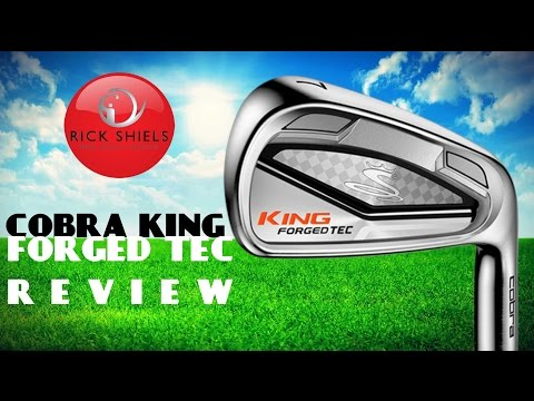 COBRA KING IRONS FORGED TEC REVIEW