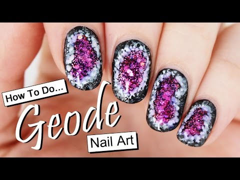 Experimenting with GEODE Nail Art! | Nailed It NZ