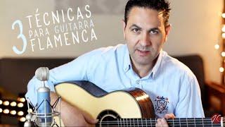 3 TÉCNICAS BÁSICAS PARA APRENDER GUITARRA FLAMENCA, Jeronimo de Carmen-Guitarra Flamenca