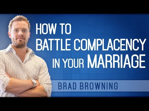 How to Battle Complacency & Boredom In Your Marriage (Spice Up Your Marriage Now!)