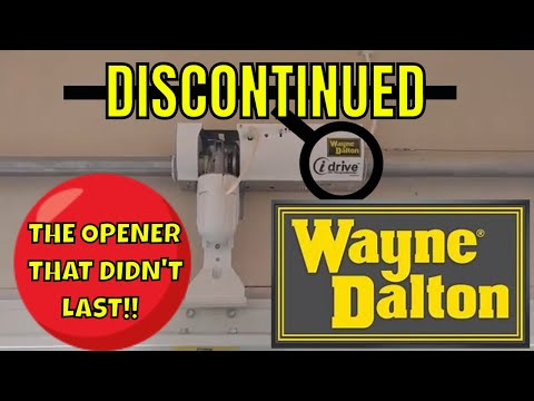 Wayne Dalton (i drive) Garage Door Opener   Discontinued