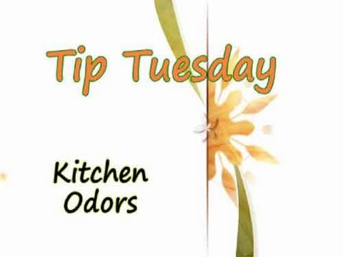 Remove Kitchen Odors household tips