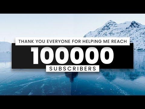 Thank You 100k Subscribers   Online Tutorials