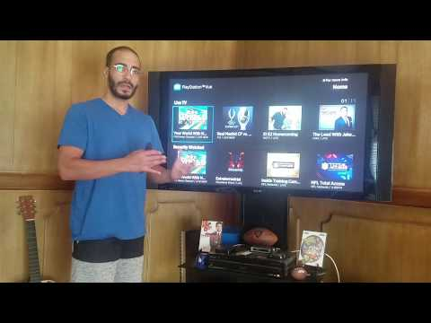 Playstation Vue on Roku Review