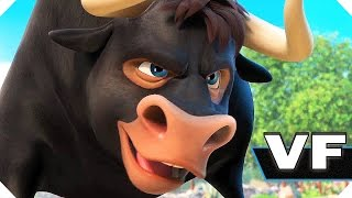 FERDINAND Bande Annonce VF (Animation 2017)