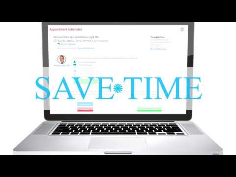 Baptist OneCare MyChart video