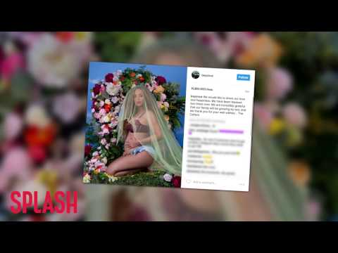 How Beyoncé is Embracing Her Pregnancy With Twins | Splash News TV