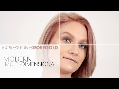 How-To: Rose Gold Hair with Modern Multi-Dimensional Toning