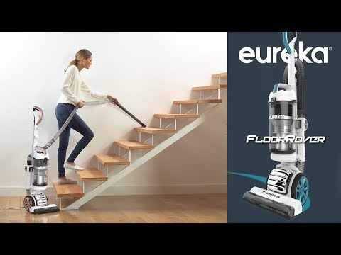 Learn about all the features on your new Eureka FloorRover