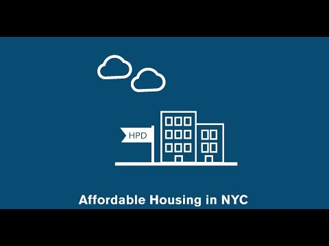 Applying to a New York City Affordable Housing Lottery: Video Guide