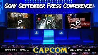 Will Resident Evil 7 Not A Hero Be At Sony's TGS Press Conference? RE2 Remake? DLC?