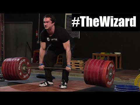 CLARENCE KENNEDY MAXES OUT (Heavy Squats, Deadlifts & Snatch)!