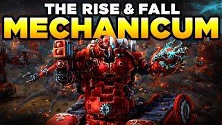 THE RISE & FALL OF THE MECHANICUM OF MARS   WARHAMMER 40,000 Lore [Mechanicus History]